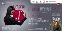 """Sintonie High-End Video Exhibition"" festeggia la ventunesima edizione"