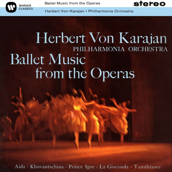 AA.VV. Ballet Music from the Operas