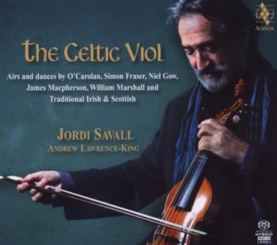 The Celtic Viol Vol. 1